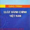 Giáo trình luật hành chính đại học luật Hà Nội